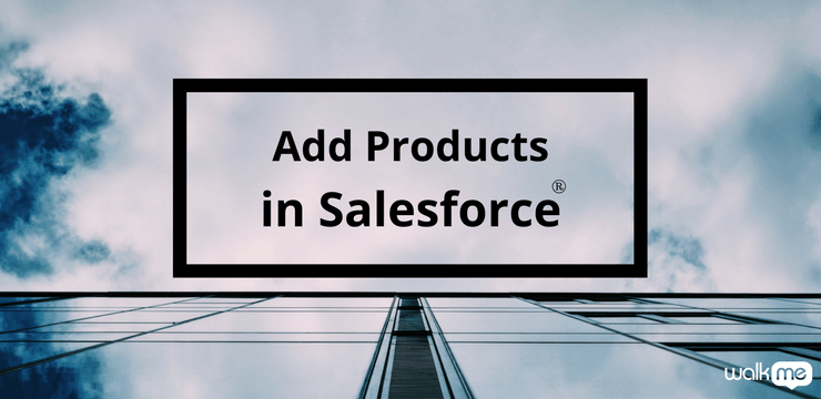How to Add Products in Salesforce – Salesforce Products and Price Books